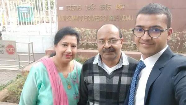 UPSC Topper: उत्तराखंड के शुभम बंसल की 43वीं रैंक आई, बोले- पाठ्यक्रम को ग्रंथ मान लिया था