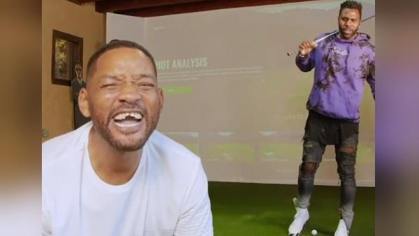गोल्फ खेलते हुए टूटे हॉलीवुड एक्टर विल स्मिथ के दांत! खुद Video पोस्ट कर दी जानकारी