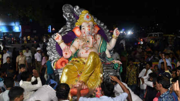 यह पढ़ें: Ganesh visarjan 2020: शीतलता की प्राप्ति और मोह से मुक्ति का प्रतीक है गणेश विसर्जन