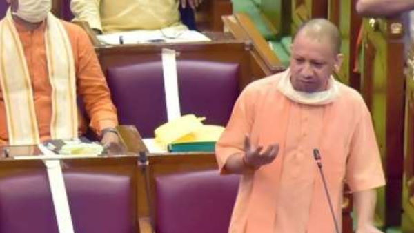 CM Yogi lashed out on opposition in monsoon session of UP assembly