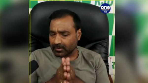 bihar assembly election 2020 interview with rjd jamui mla vijay prakash
