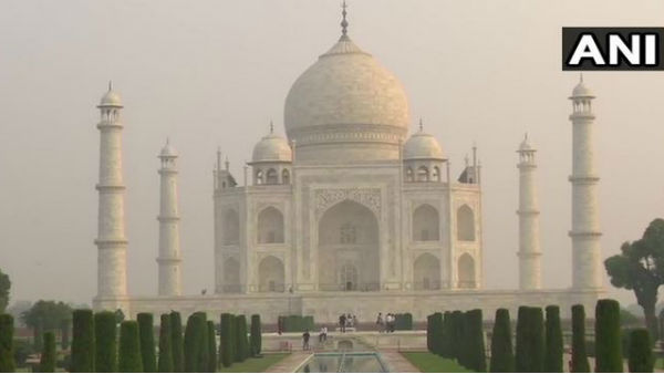 Agra: Taj Mahal reopens for public from today as part of Unlock4.