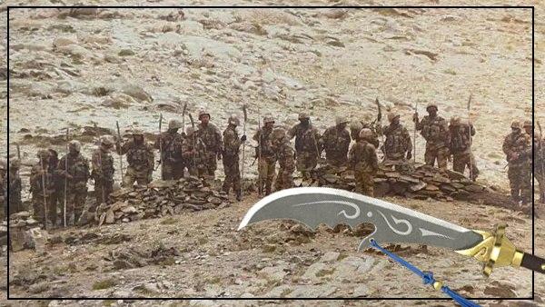 LAC पर 'गुआनदाओ' लेकर आए थे चीनी सैनिक, जानिए इस घातक हथियार के बारे में सबकुछ