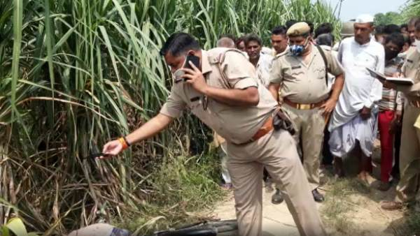 farmer shot dead in uttar pradesh baghpat