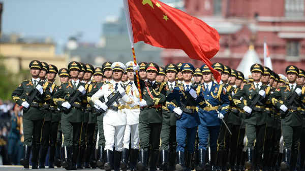 china-troops-russia