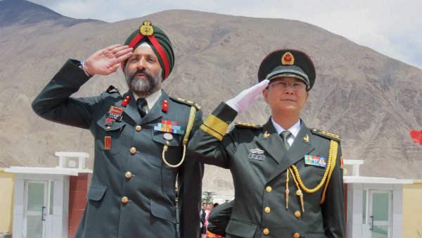 भारत-चीन के बीच आज छठी कोर कमांडर स्तर की बातचीत, पहली बार विदेश मंत्रालय के शीर्ष अधिकारी होंगे शामिल