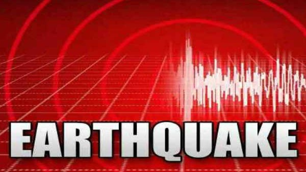 Earthquake felt in Srinagar of Jammu and Kashmir magnitude of 3.6 on the Richter Scale