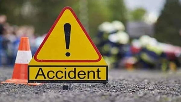 Road accident three man died