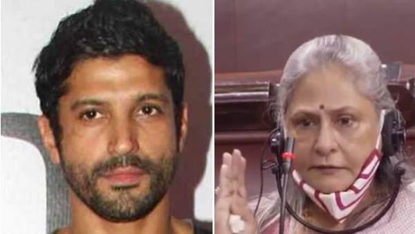 जया बच्चन ने 'इंडस्ट्री में ड्रग' को लेकर रवि किशन को दिया जवाब तो सपोर्ट में आए फरहान अख्तर, बोले- जब भी जरूरत...