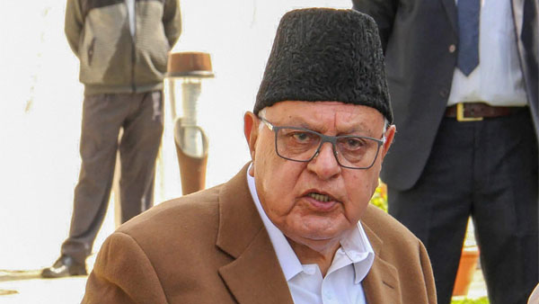 Section 370 will be restored in Jammu and Kashmir with the support of China said Farooq Abdullah
