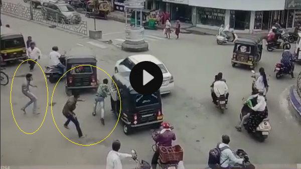 VIDEO: ज्वैलरी शॉप में घुसे लुटेरे, पिस्तौल से 2 व्यापारियों में मारीं गोली, दिनदहाड़े यूं हुई वारदात