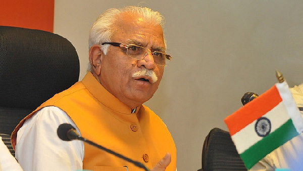 Haryana CM Manohar Lal Khattar recovers from coronavirus, return to Chandigarh from gurugram; appeals people to follow all guidelines