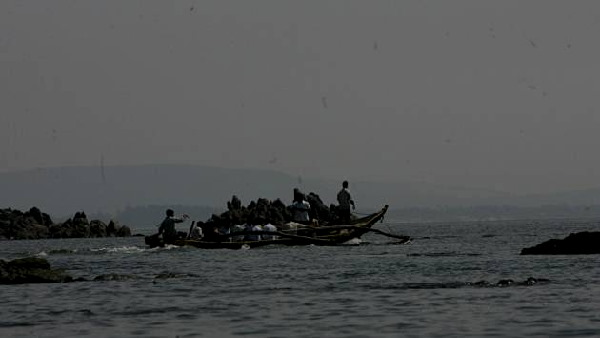 56 indian fishermen abducted by pakistan maritime security agency from the sea near gujarat cost