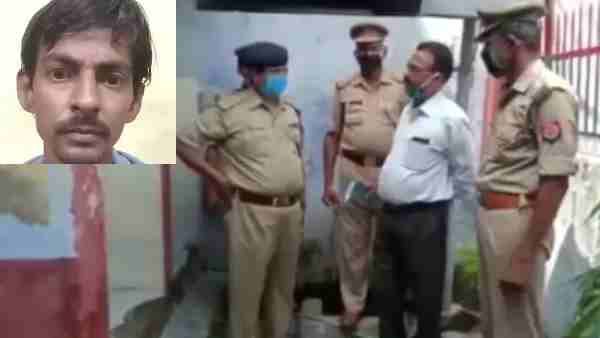 jugnu thief escaped from kanpur police station lockup after three hours