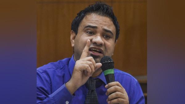 ये भी पढ़ें-'राज धर्म' निभाने के बजाय 'बाल हठ' में लगी रही योगी सरकार: कफील खान