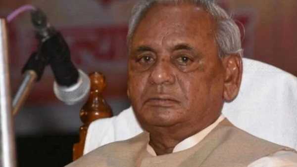 Former CM of UP Kalyan Singh found coronavirus positive