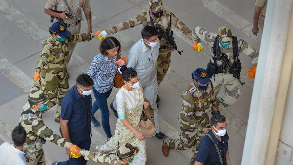 कंगना रनौत को क्यों दी गई वाई प्लस सुरक्षा? मोदी सरकार के मंत्री ने बताई वजह