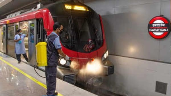 lucknow metro resume from 7 september know the coronavirus situation in uttar pradesh