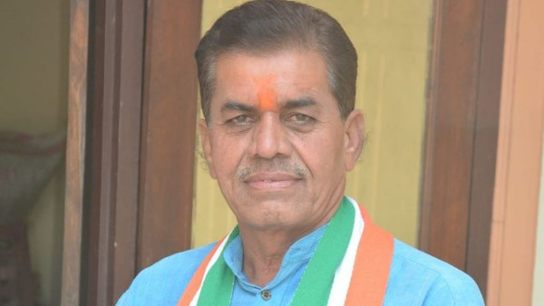 Madhya Pradesh MLA Govardhan Dangi died from corona in gurugram hospital