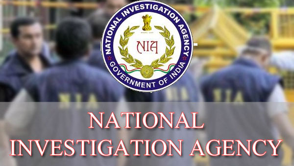 NIA raids in Khalistani flag hoisting and gold smuggling case, two arrested