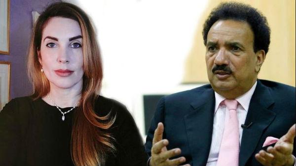Cynthia D. Ritchie: सिंथिया ने लगाया था गृह मंत्री पर रेप का आरोप, 15 दिन में पाकिस्तान छोड़ने को कहा