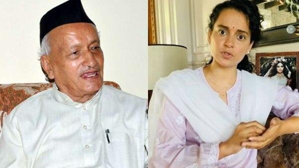 कंगना रनौत को मिला महाराष्ट्र राज्यपाल का साथ, उद्धव सरकार के 'बेतुके व्यवहार' पर जताई नाराजगी