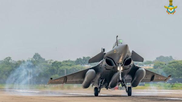 यह भी पढ़ें-चीन बॉर्डर पर IAF के ये 'घातक' हथियार तैनात