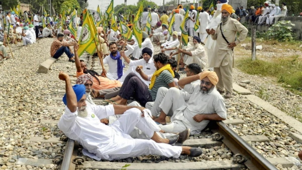 Rail roko agitation to severely affect movement of essential items and passenger trains