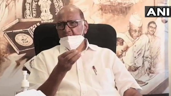 NCP Chief Sharad Pawar on Kangana Ranaut, If BMC is acting as per rules, then it is right