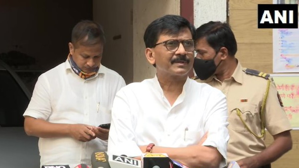 Sanjay Raut said If the Babri Masjid was not demolished we would not seen Bhumi Pujan for Ram Mandir