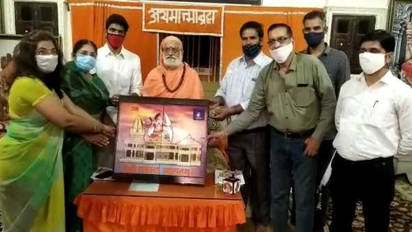 अयोध्या की तर्ज पर बीकानेर में भी बनेगा श्रीराम मंदिर, 1 लाख 25 हजार ईटों पर लिखा 'जय श्रीराम'