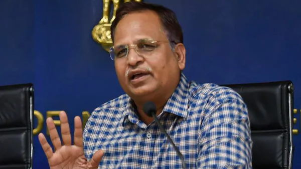 Satyendar Jain says Community spread of coronavirus in Delhi Centre should have admitted