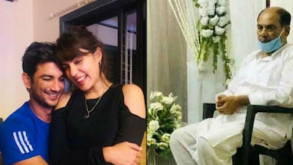 यह पढ़ें:रिया को 'हत्यारिन' कहने वाले सुशांत के पिता ने कहा-'हो सकता है बेटे ने उदास होकर दे दी जान'