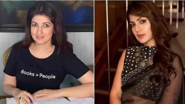 रिया चक्रवर्ती के सपोर्ट में आईं ट्विंकल खन्ना, बोलीं- उन्होंने एक यंग लड़की के टुकड़े कर दिए