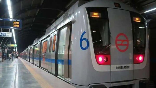Ready to get back on track, Delhi Metro service today cleaning work & sanitization