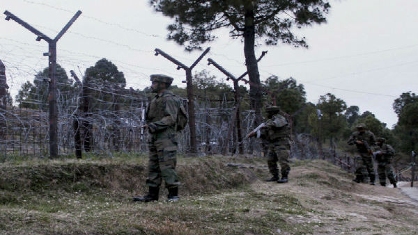 Jammu and Kashmir: Pakistan violated ceasefire in Degwar sector, Poonch at about 1815 hours today