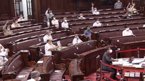 monsoon session Bills to reduce salary allowances of MPs Ministers by 30 precent passed in Rajya Sabha
