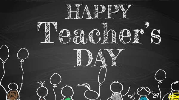यह पढ़ें: Teacher's Day Speech 2020: शिक्षक दिवस पर ऐसे दें भाषण