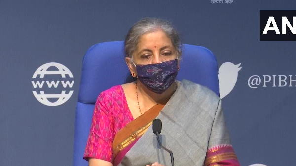 Finance Minister Nirmala Sitharaman pandemic adversely affected economy consumer demand still needs to be given boost