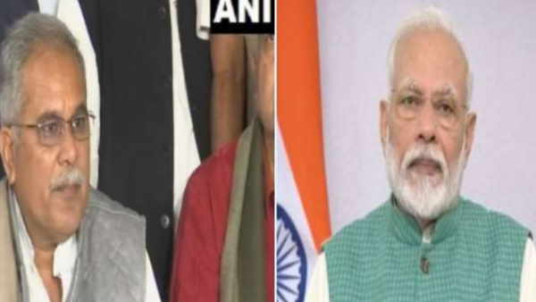 Bihar assembly elections 2020 cm bhupesh baghel statement on pm modi