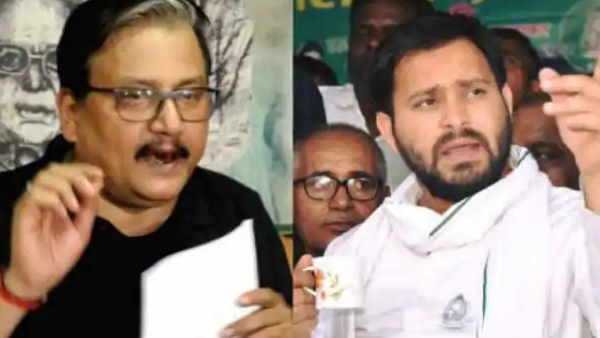 Bihar assembly elections 2020 rjd leader manoj jha statement on jdu and bjp
