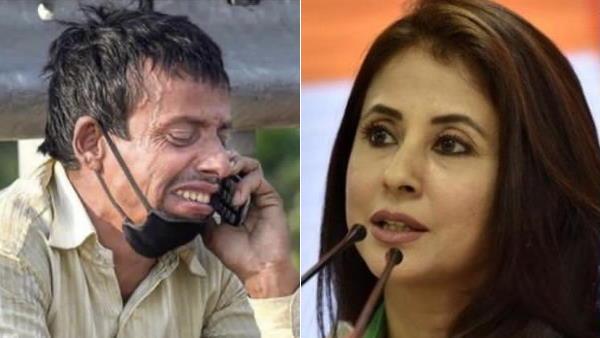 बिहार चुनाव: बेगूसराय के रामपुकार की तस्वीर शेयर कर बोलीं उर्मिला- वोट डालते हुए याद रखना लॉकडाउन के ये मंजर