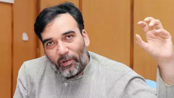 Delhi pollution is not only the Problem of the Aam Aadmi Party and the Delhi government, but of everyone: Gopal Rai