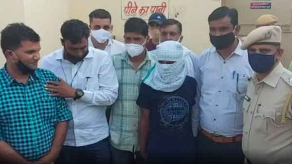 20 years old Santosh Bishnoi arrested in Giriraj Agarwal murder case of Bikaner