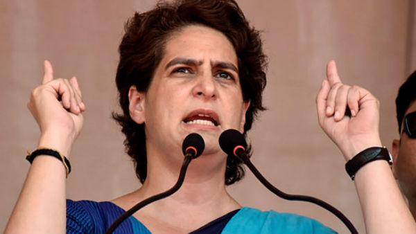हाथरस पहुंचे जयंत चौधरी पर लाठीचार्ज, बोलीं प्रियंका गांधी-'यूपी सरकार को जनता याद दिलाएगी'