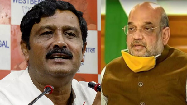 Signs of discontent in West Bengal BJP Rahul Sinha will meet Amit Shah in delhi