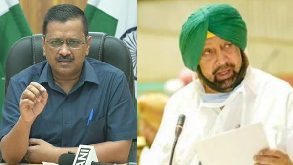 Delhi cm Arvind Kejriwal today attacked new farm laws passed by Punjab Assembly on Tuesday
