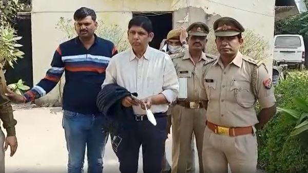 यूपीसीडा के चीफ इंजीनियर अरुण मिश्रा गिरफ्तार, करोड़ों रुपए के घोटाले का आरोप