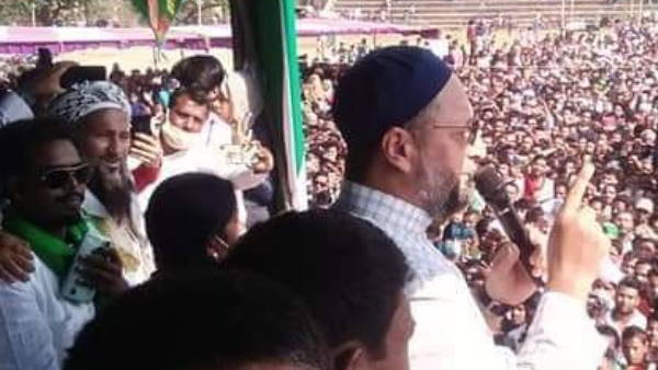 Asaduddin Owaisi said protest will start after being situation normal
