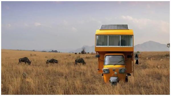 ये भी पढ़ें- ऑटो रिक्शा पर बना डाला शानदार घर, बेड से लेकर किचन तक, जुगाड़ देख हैरान रह जाएंगे